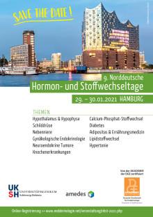 Flyer - Norddeutsche Hormon- und Stoffwechseltage 2021