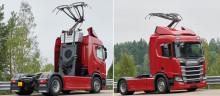 Scania skal levere 15 lastbiler til de tyske e-motorveje