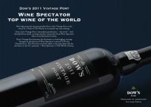 Dow's Vintage Port 2011 - #1 Wine of 2014