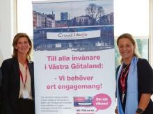 Västsvenskt bröstcancerprojekt för allmänheten på agendan i Almedalen