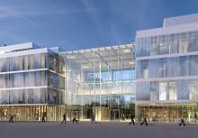 Ny kommunal gymnasieskola i Flemingsberg
