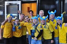 Efter chartersuccén – nytt supportertåg med SJ direkt till VM-kvalrysaren mot Portugal