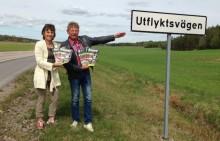 Utflyktsvägen & Gröna Kusten Ekonomiska Förening har haft årsmöte!