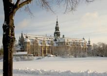 Nordiska museet fortsätter attrahera fler besökare