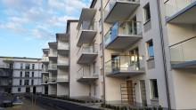 Väsbyhems första bostadsrätter klara