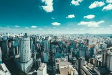 Interoute Cloud drager mod São Paulo, Brasilien