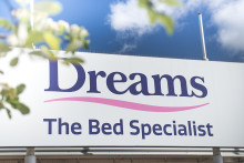 Brand new design for Dreams store in Birstall