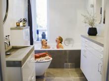 Björn bygger bo – Renovera badrum