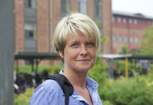 Högskolans pedagogiska pris till Sara Högdin