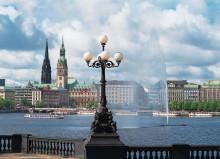 Storstäderna står för 55 procent av Tysklands incomingturism