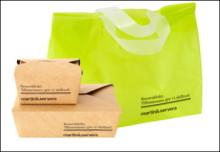 Doggy bag-koncept från Martin & Servera