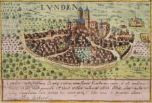 Pressvisning av ny stadshistorisk utställning på Kulturen i Lund