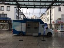 Beratungsmobil der Unabhängigen Patientenberatung kommt am 26. September nach Saarlouis.