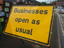 Small businesses not prepared for disaster