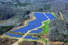 Volkswagen inaugurates solar park in the US