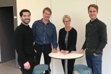 KI Innovations och UIC i nytt samarbete – startup-program för projekt och bolag inom KI Innovations