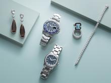 Just nu söker vi efter säsongens mest spektakulära smycken och klockor
