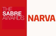 Narva vinner titeln Nordens bästa byrå