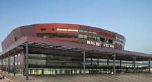 Påve Franciskus och lutherska ledare i stort event på Malmö arena