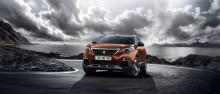 Nya Peugeot 3008 SUV är Årets Bil 2017