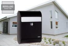 Rymlig weekendpostlåda för vardagens postmottagning