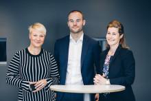 Tre arkitektbyråer utformar IT-nav i Växjö