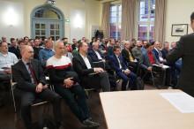 """Forschungskolloquium und neue öffentliche Vortragsreihe zum Thema """"Künstliche Intelligenz"""" stoßen in der Vorweihnachtszeit auf großes Interesse"""