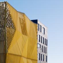 Spektakulära Spektrum blir navet för Nya Hovås i Göteborg
