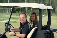 Cramo Golf tarjosi haasteita ja onnistumisia