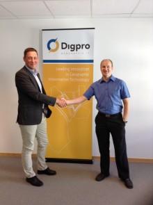 Umeå Energi väljer Digpro för nytt nätinformationssystem
