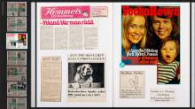 Digital scrapbook ger nytt liv åt ABBA samling