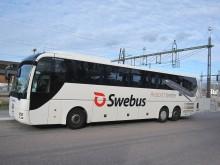 Swebus lanserar Flygtransfer - direktbussar mellan Stockholm och Arlanda