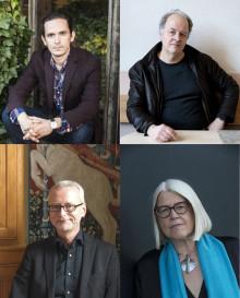 Historiska Media till bokmässan med flera stora författarnamn