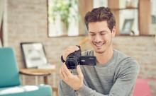 Sony lance de nouveaux modèles dans la gamme Handycam