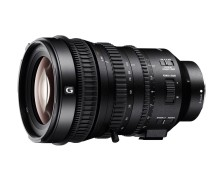Sony lansează obiectivul power zoom de 18-110mm Super 35mm/APS-C