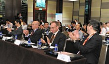 "Professionals in Shanghai Gain ""BCM Awareness"" at the BCI China Conference 2013"