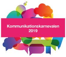 Kommunikationskarnevalen flyttar in på Leva & Fungera den 27 – 28 mars