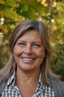 Christina Säll ny chefredaktör för tidningen Hemträdgården
