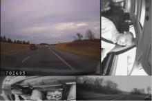 Även korta blickar bort från vägen är farliga