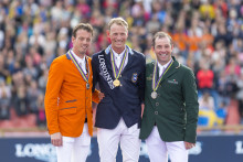 Results from Longines FEI European Championships Gothenburg 2017