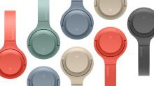 Sony lancerer nye produkter i h.ear-serien i friske nye farver