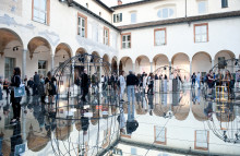 Ett mellanår med ljusglimtar  på möbelmässan i Milano