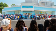 Center för alla volontärer i Clearwater