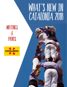 What's New in Catalonia 2018 - Meetings and Events