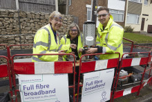 Nottingham becomes the first East Midlands city to benefit from world leading broadband boost