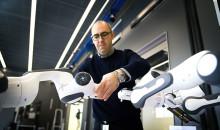 Nytt AI.MEE-projekt inspireras – av bläckfiskens armar