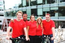 #Mybikeride: Mynewsdesk sykler Oslo-Trondheim!