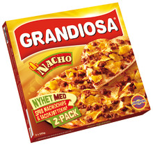 Grandiosa på sprø meksikansk