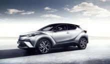 Toyota C-HR – Første visning av interiøret