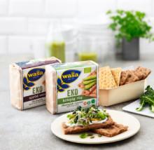NYHET! Wasa lanserar ekologiska knäckebröd med klassiska smaker